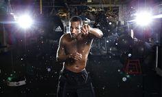 The British boxer James DeGale