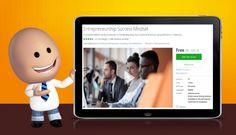 [100% Off] Entrepreneurship Success Mindset  Worth 95$