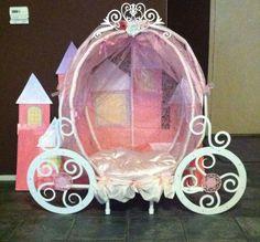 How to make a princess carriage...
