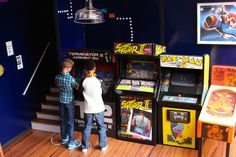 Arcade - 2nd floor