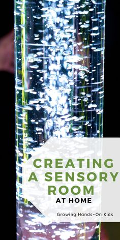 What is a sensory room and what should you include in it? Click this link to learn about creating a sensory room at home. #SensoryRoom #SPD #SensoryIsReal #SensoryProcessing #SensoryProcessingDisorder #OccupationalTherapy #OTTips Sensory Rooms, Autism Sensory, Sensory Kids, Sensory Table, Adhd And Autism, Adhd Kids, Calming Activities, Sensory Activities, Proprioceptive Activities