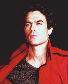 Vampire Diaries  Damon Salvatore  Ian Somerhalder