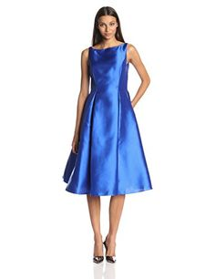 Adrianna Papell Women's Sleeveless Mid Length Party Dress with V Back, Blue, 4 Adrianna Papell http://www.amazon.com/dp/B00NAT9FYU/ref=cm_sw_r_pi_dp_Xgbxub0AZDFK4