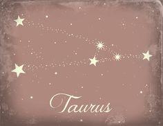 Taurus constellation, i kinda want this tattooed on me.