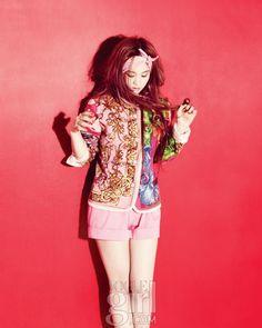 리틀 디바 이하이의 스위트 모먼트 :: Vogue Girl