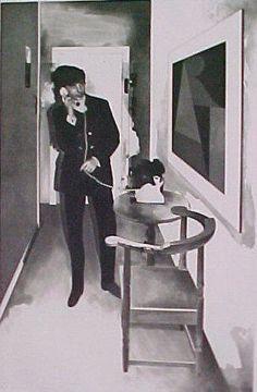 Photographic Print: Joe Louis by Norman Hunter : Black White Art, Black And White Drawing, Richard Hamilton Artist, Norman Hunter, Richard Williams, Tunnel Book, Joe Louis, Dedicated Follower Of Fashion, Swinging London
