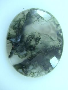 Image detail for -Green Moss Agate Pendant Stone products, buy Faceted Green Moss Agate ...