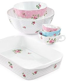 Royal Albert Baking Bliss Collection