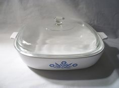 Hey, I found this really awesome Etsy listing at http://www.etsy.com/listing/162089269/vintage-corning-ware-p-10-b-cornflower
