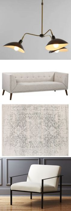 lifestyle for less | living room finds