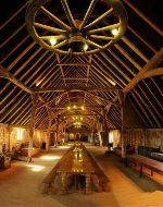 Large Tudor Barn, perfect for groups or special celebrations