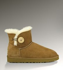 UGG Mini Bailey Button Boot 3352 chestnut