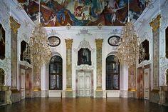 Fürstensaal von Schloss Bruchsal