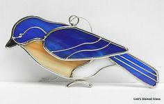 Stained-Glass-Bluebird-sun-catcher