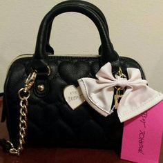 BETSEY JOHNSON MINI PURSE BETSEY JOHNSON MINI PURSE BETSEY JOHNSON  Bags Mini Bags