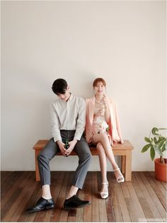 Korean Couple Fashion #Cherrykoko
