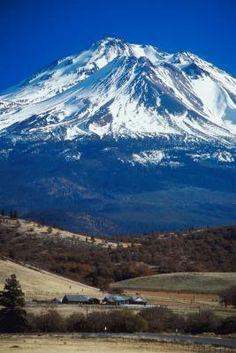 Mt. Shasta, Siskiyou County, California