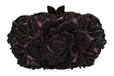 YILONGSHENG Women Rhinestones Clutch Bags EB0249 Purple Wholesale Bags, Rain Shower, Cheap Bags, Clutch Bags, Vintage Purses, Bag Sale, Evening Bags, Rhinestones, Women Jewelry