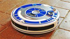 R2-D2がアナタのお家を駆け巡る! 床をせっせと掃除してくれるドロイドのような存在、ロボット掃除機のルンバ。なんとそんなルンバを見事にR2-D2に変えちゃうステッカーセットが販売されるようです。家
