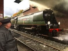 Bulleid West Country Pacific 4-6-2 No. 34092 City of Wells 'Golden Arrow' pictured at Bury Steam Gala 16 October 2016.