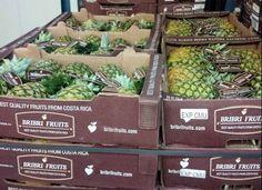 España: Consumo de piña influenciado por sus condiciones en los puntos de venta