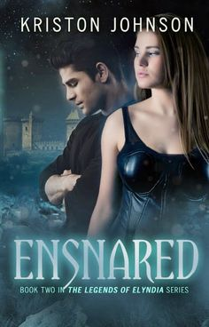 Cover Reveal & Giveaway - Ensnared by Kriston Johnson