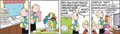 Drabble Comic Strip, September 15, 2014 on GoComics.com