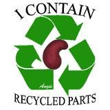 I'm a big supporter of recycling! Are you an organ donor? You could save a life... Just like someone did for me.