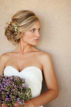 hair, details, wedding