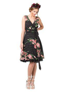 Designer Wrap Dresses | Annah Stretton | New Zealand