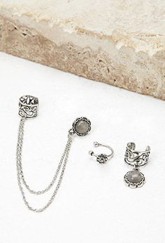 Accessories - Jewelry - Earrings - Studs | WOMEN | Forever 21