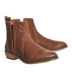 Buy Tan Leather Office Lone Ranger Casual Boots from OFFICE.co.uk. Tan Leather Ankle Boots, Lone Ranger, Casual Boots, Chelsea Boots, Stuff To Buy, Clothes, Shoes, Fashion, Trainer Boots