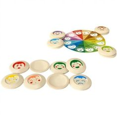 My Mood Memo from Plan Toys helps children understand and express their emotions (Inhabitots)