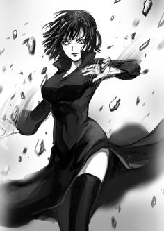 ONE PUNCH MAN • #opm #fubuki