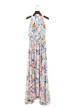 Malaya  White Floral Maxi Dress - like the floral design of this maxi. 30fb12ad4d6d