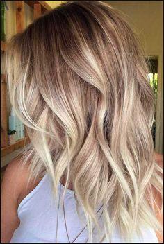 frisuren mittellang blond dünnes haar   Hairstyle   Frisuren ...   Einfache Frisuren