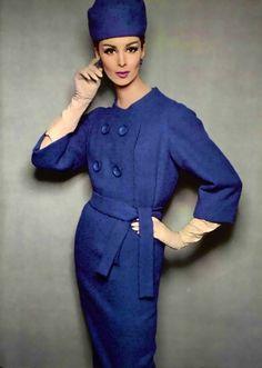 Wilhelmina Cooper, 1960s