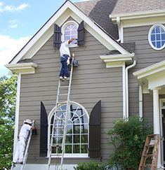 Exterior house painting for the inexperienced from TSI