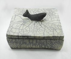 Boite en ceramique raku par LeTerreDellaTorre sur Etsy
