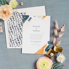 Get inspiration for DIY Wedding Invitations Ideas, choose your own design, then create it in your special day - Choose your favorite theme right here! Wedding Card Design, Wedding Designs, Wedding Cards, Diy Wedding, Wedding Events, Weddings, Wedding Notes, Handmade Wedding, Spring Wedding