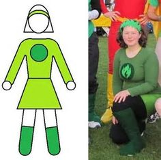 Image result for Simple to Make Costumes