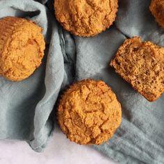 RECIPE PALEO PUMPKIN MUFFINS A staple recipe athellip
