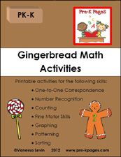 44 Best PreK Gingerbread Man images | Gingerbread man ...