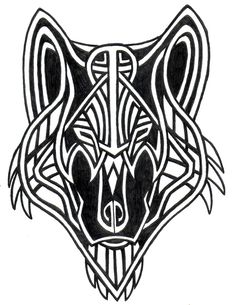 Wolf Design by gnomage