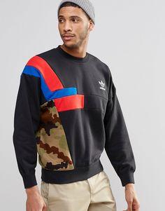 adidas+Originals+Block+Crew+Sweatshirt+AY9277