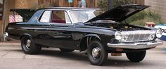 What car would you buy in 1963?