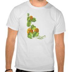 Pumpkin Vine Vines Jack O Lantern T Shirts