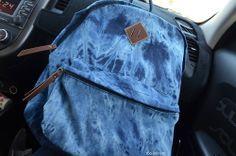 #backpack#bag#denim#style#beauty