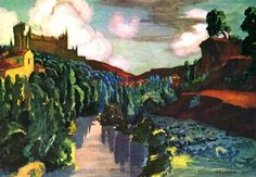 View of the Alcazar Segovia