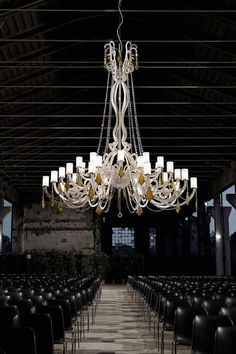 Italamp Chandelier 745/30.Swarovski - Chandeliers - Versailles - ITALAMP Cult Edition - Lighting - Online Shop - Sfera srls